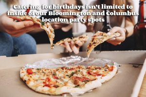 Bucceto's Is Here To Celebrate Your Birthday - Best Pizza In Indiana
