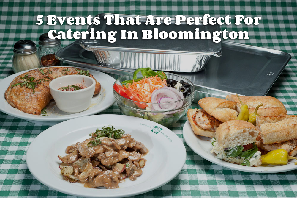 5 Events That Are Perfect For Catering In Bloomington