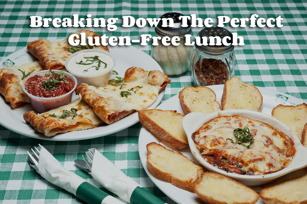 Breaking Down The Perfect Gluten-Free Lunch