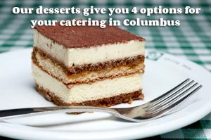 What Are My Options For Catering In Columbus?