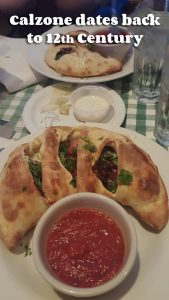 Getting To Know Calzones