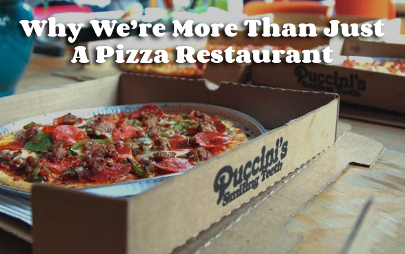 Why We're More Than Just A Pizza Restaurant