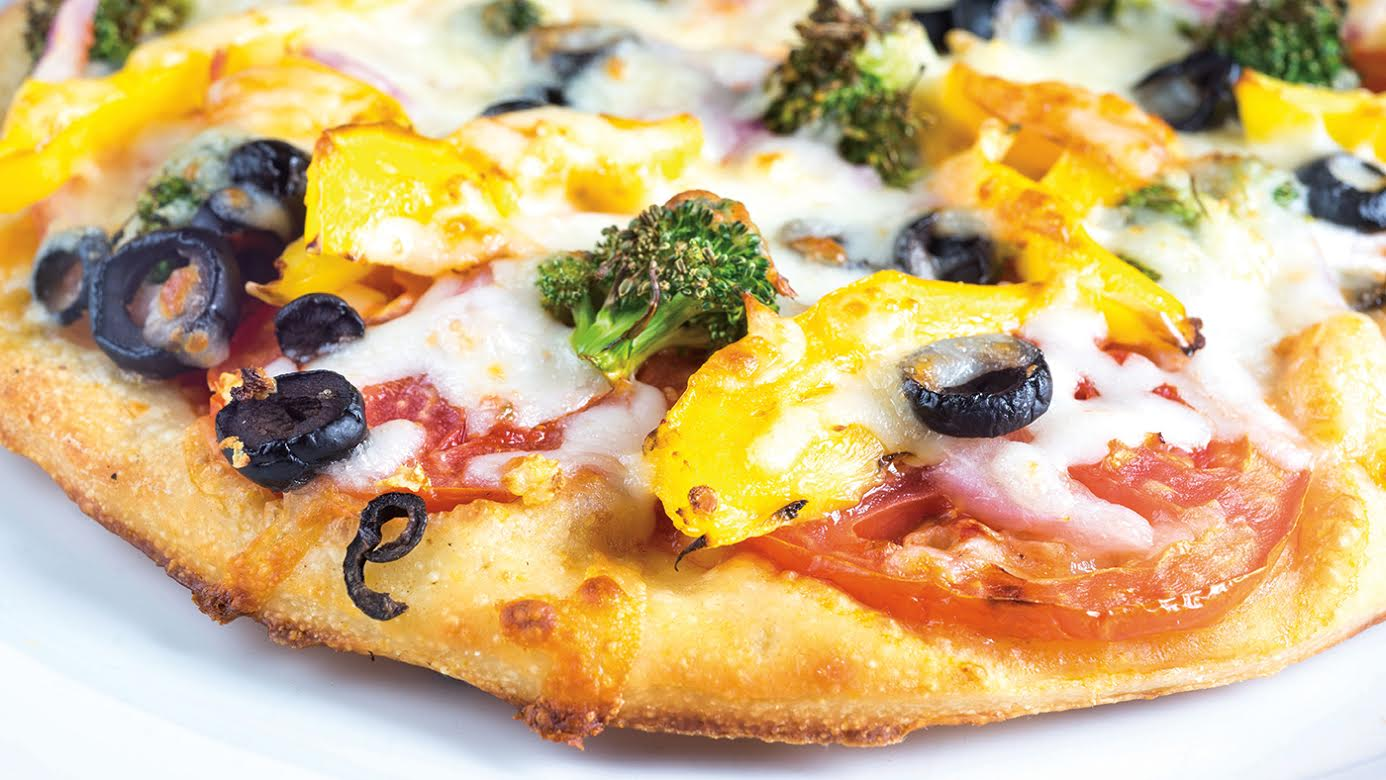 No Gluten Pizza - The Perfect Vegan Pie For All Occasions