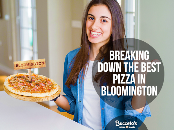 Breaking Down The Best Pizza In Bloomington