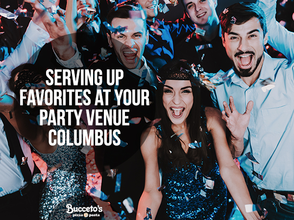 Serving Up Favorites At Your Party Venue In Columbus