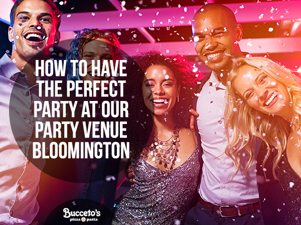How To Have The Perfect Party At Our Party Venue Bloomington