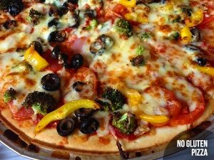No Gluten Pizza Doesn't Mean Missing Out
