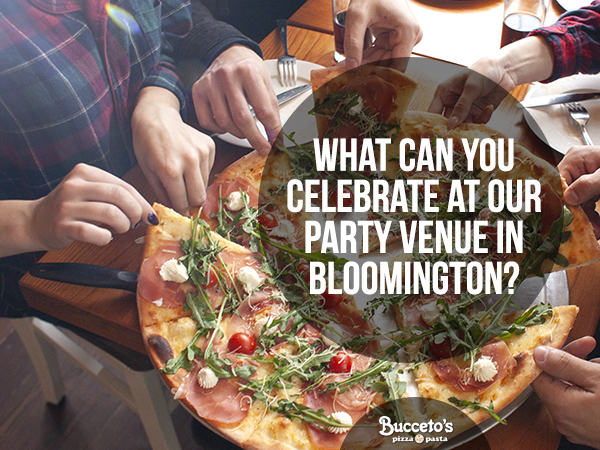 What Can You Celebrate At Our Party Venue In Bloomington?
