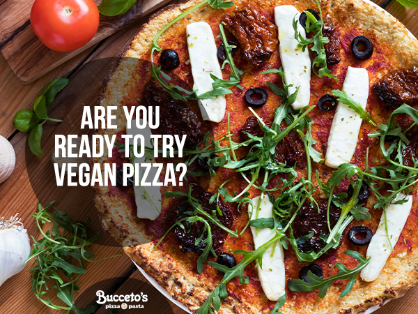 Are You Ready To Try Vegan Pizza?