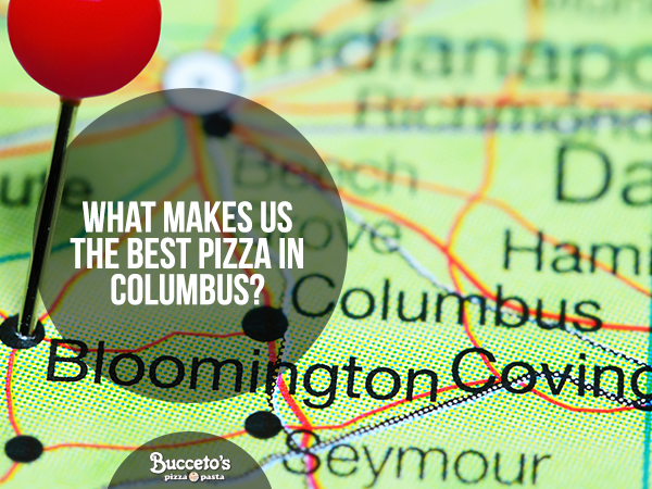 What Makes Us The Best Pizza In Columbus?