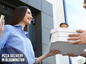 Celebrate Your Grad With Pizza Delivery In Bloomington