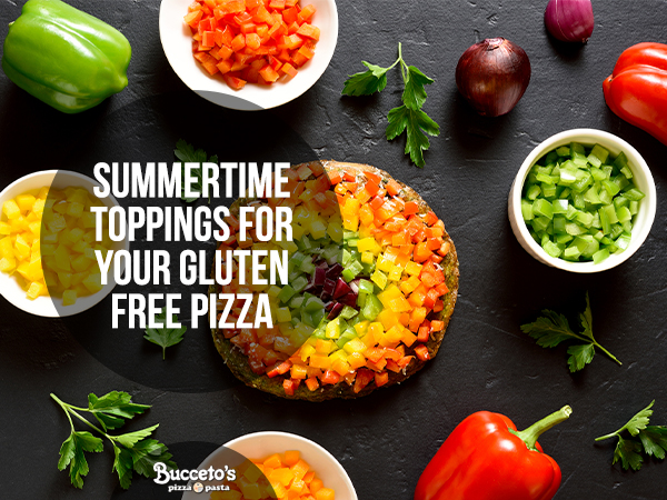 Summertime Toppings For Your Gluten Free Pizza