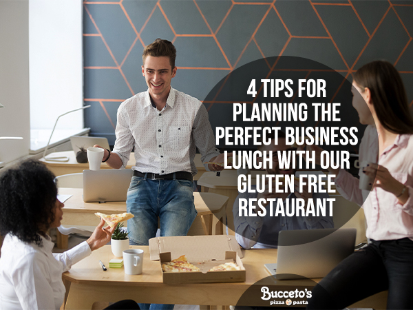 Gluten Free Restaurants - 4 Tips For Planning The Perfect Business Lunch