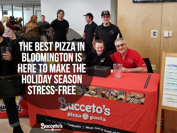 The Best Pizza In Bloomington Is Here To Make The Holiday Season Stress-Free