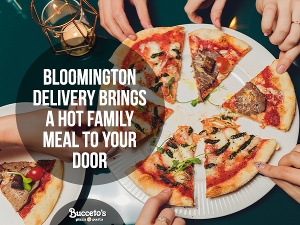 Bloomington Delivery Brings A Hot Family Meal To Your Door