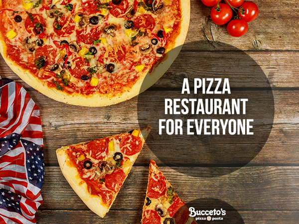 A Pizza Restaurant For Everyone