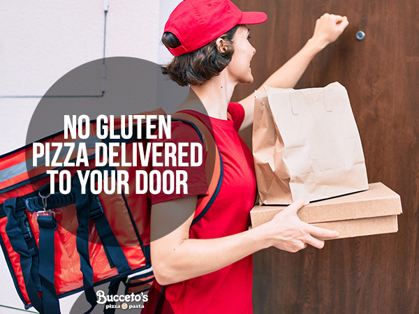 No Gluten Pizza Delivered To Your Door