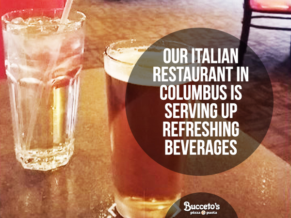 Our Italian Restaurant In Columbus Is Serving Up Refreshing Beverages