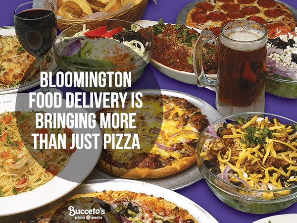 Bloomington Food Delivery Is Bringing More Than Just Pizza