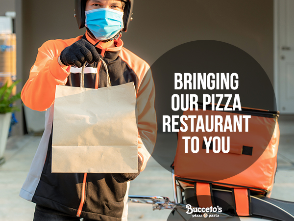 Our Pizza Restaurant Brings Our Menu To Your Home