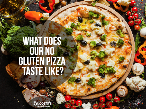 What Does Our No Gluten Pizza Taste Like?