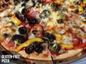 Create Your Springtime Ready No Gluten Pizza