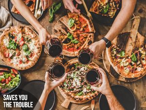4 Reasons To Order Gluten Free Pizza To Celebrate Your Grad