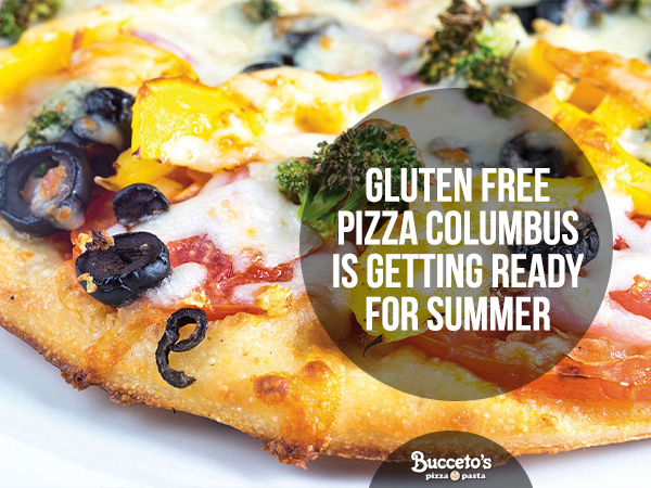 Gluten Free Pizza Columbus Is Getting Ready For Summer