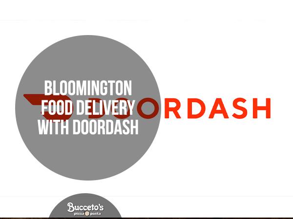 Bloomington Food Delivery With DoorDash