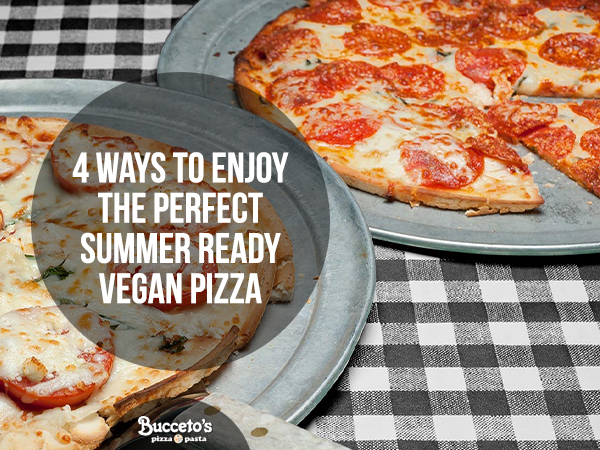 Pizza Delivery In Bloomington: Summer Ready Vegan Pizza