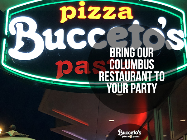 Bring Our Columbus Restaurant To Your Next Party