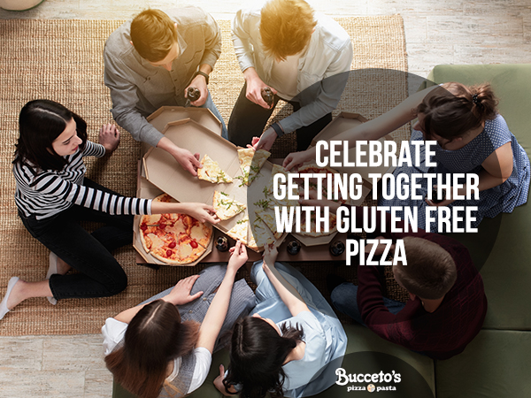 Bloomington Delivery - Celebrate With Gluten Free Pizza