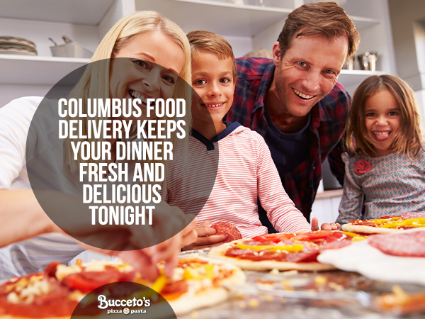 Columbus Food Delivery Keeps Your Dinner Fresh And Delicious Tonight