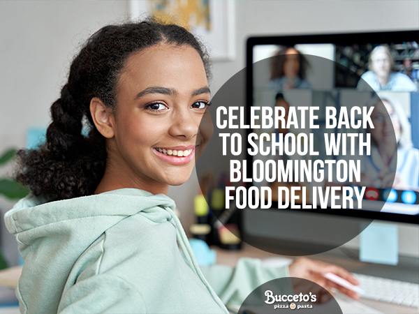 Celebrate Back To School With Bloomington Food Delivery