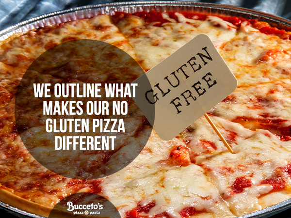 We Outline What Makes Our No Gluten Pizza Different