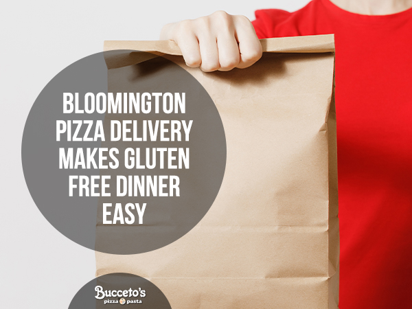 Bloomington Pizza Delivery Makes Gluten Free Dinner Easy